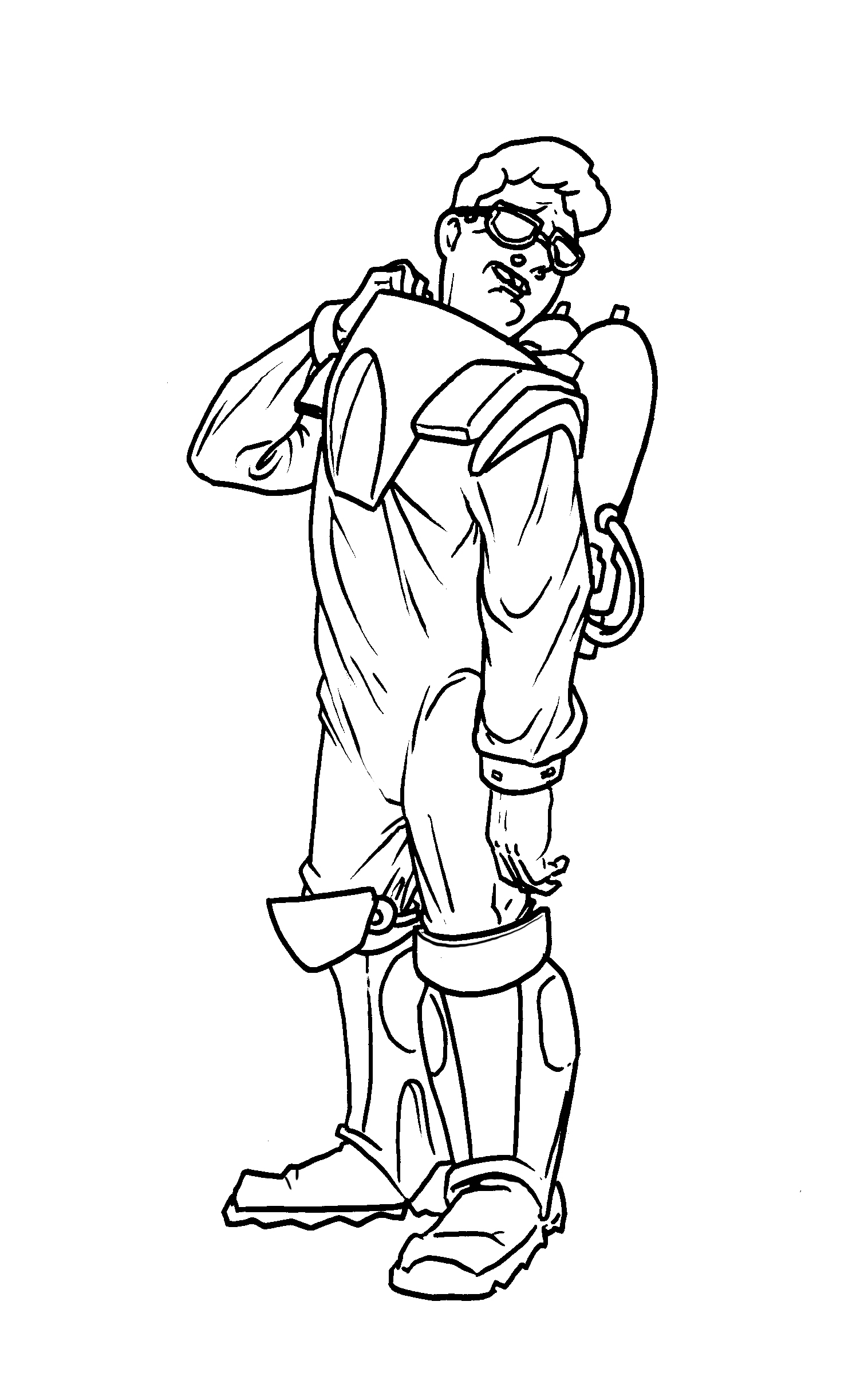 space suit drawing - photo #9