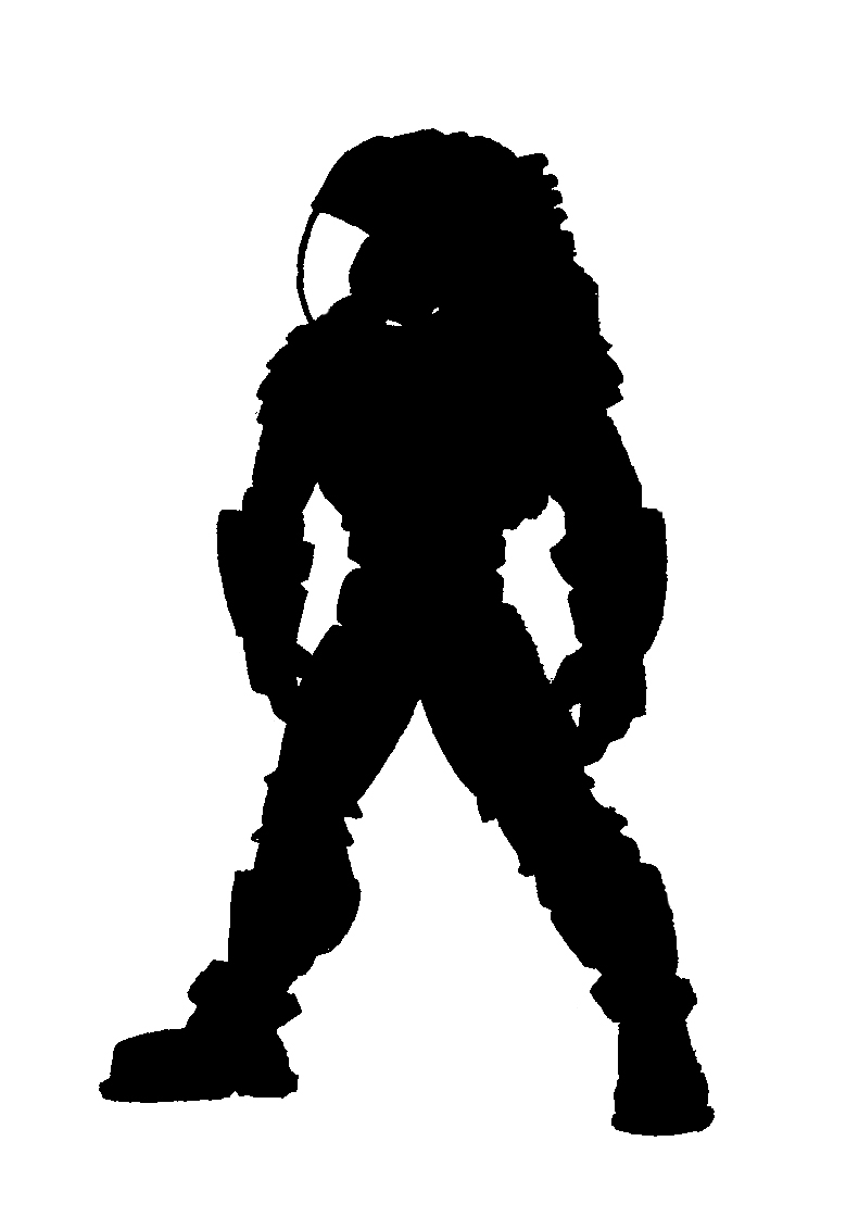 cosmonaut space suit silhouette - photo #20
