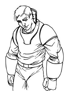 Spacesuit 5